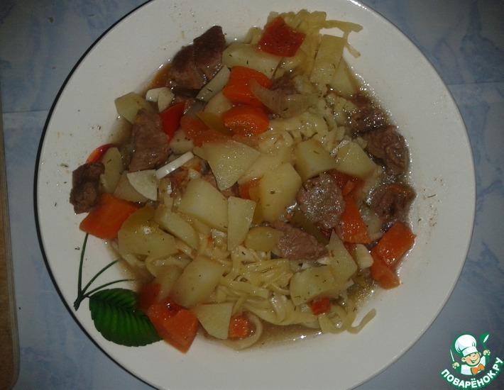 сайт поваренок рецепты лагман