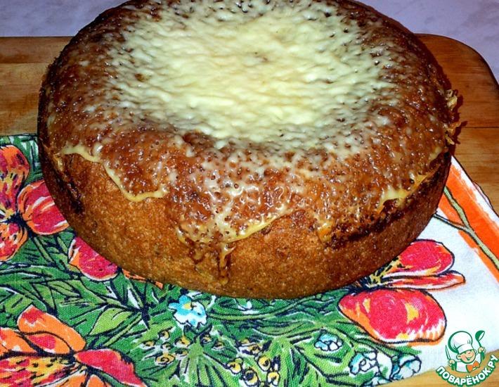 Рецепт: Хлеб с семенами и зерном