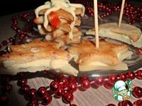 Печенье Новогодняя ночь из колбасного теста ингредиенты