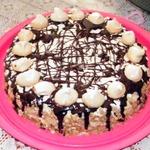 Торт Загляденье