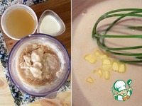 Фасолевый суп с тигровыми креветками ингредиенты
