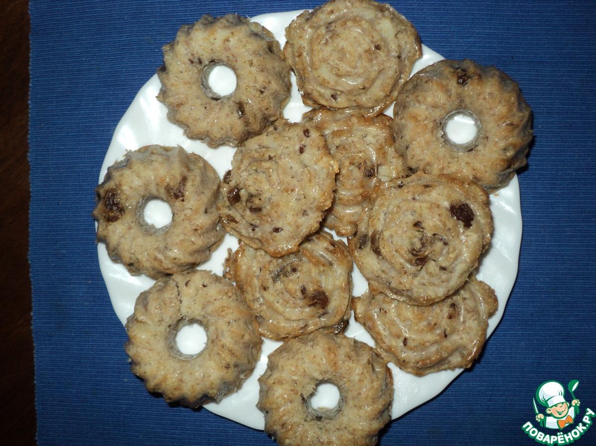 Печенье для перекуса