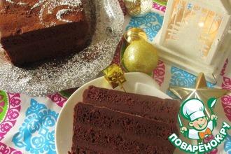 Рецепт: Пряный шоколадный террин