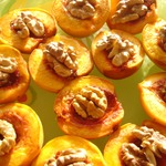 Персики в меду