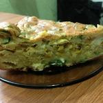 Пирог с капустой Пикантный