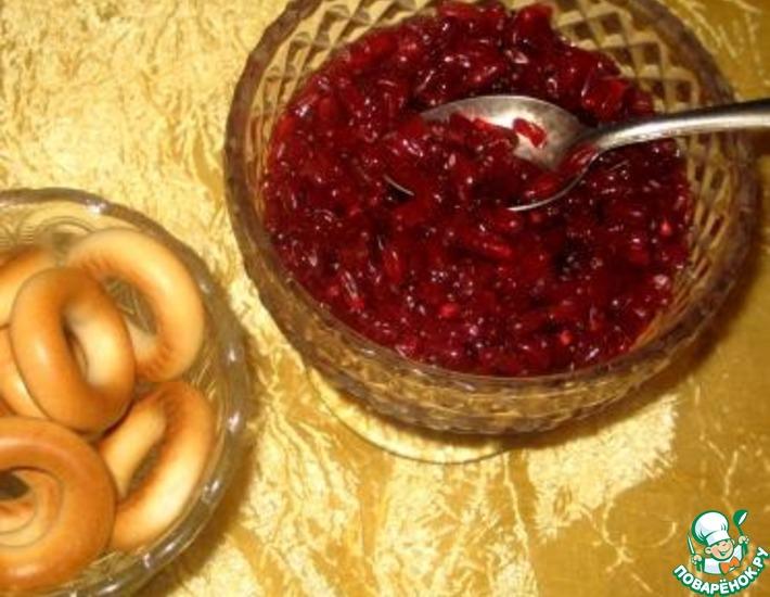 Рецепт: Варенье из барбариса