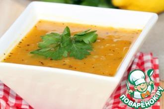 Рецепт: Луковый суп по-персидски