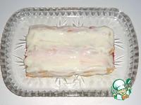 Австрийский бисквитный десерт с брусничным соусом ингредиенты