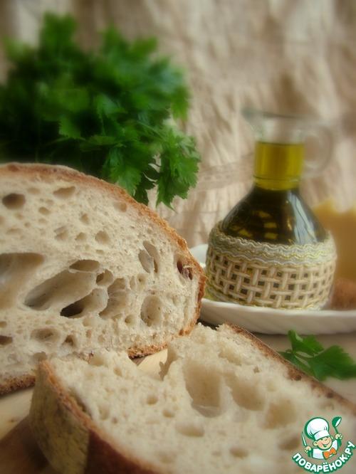 "Хлеб ""По сусекам"" – кулинарный рецепт"