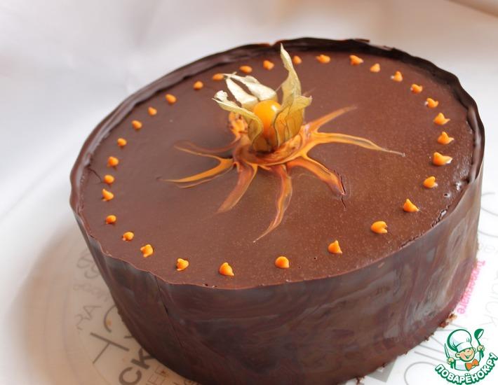 Рецепт: Торт пудинговый