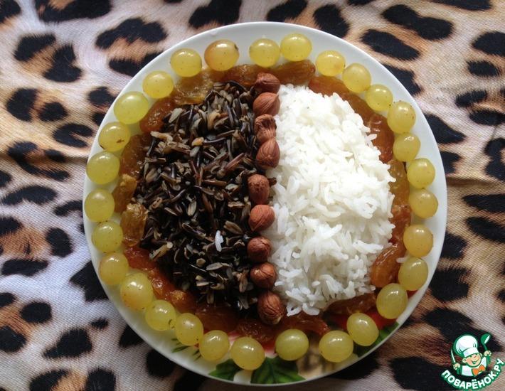 Рецепт: Сладкий рис