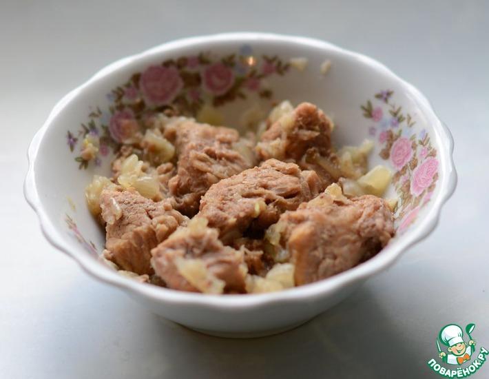 Рецепт: Мясо по-еврейски