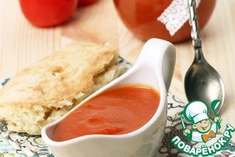 Рецепт: Домашний кетчуп от Гордона Рамзи