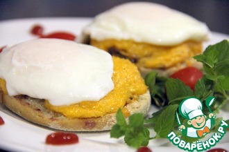 Рецепт: Французский завтрак
