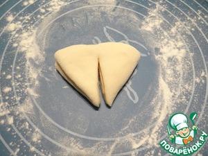 Булочки на сливочном тесте – кулинарный рецепт