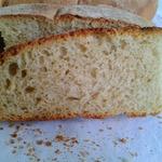 Деревенский хлеб на суточной закваске