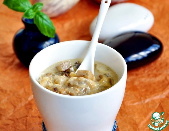 Рецепт: Клафути из баклажанов