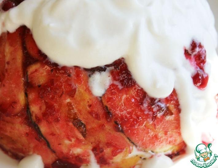 Рецепт: Английский ягодный пудинг