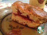 Пирог с брусничным соусом ингредиенты