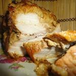 Буженина имбирная в яблочно-горчичной корочке
