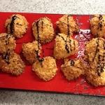 Кокосовое печенье Скалистые островки