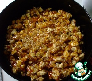 Пряный морковный салат – кулинарный рецепт