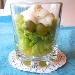 Семга с соусом из винограда – кулинарный рецепт