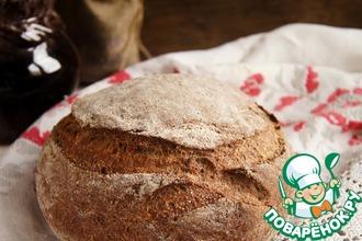 Рецепт: Хлеб с льняной мукой