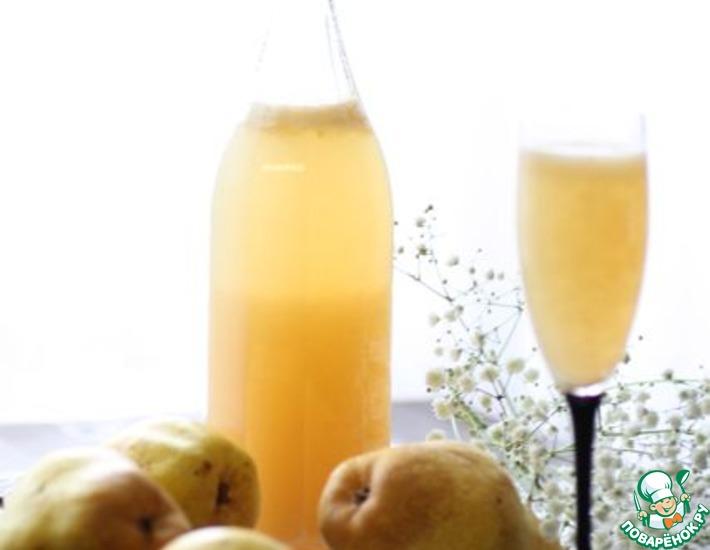 Рецепт: Домашний лимонад Дюшес