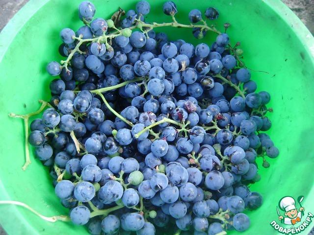 вино из винограда в домашних условиях поваренок