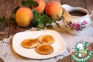 Рецепт Варенье из персиков с мелиссой