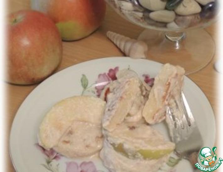 Рецепт: Греческие сырники