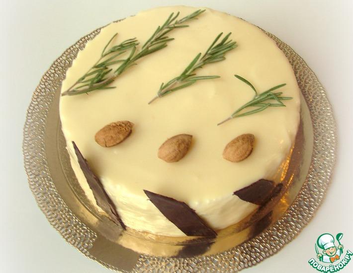 Рецепт: Торт и конфеты Лесная фантазия