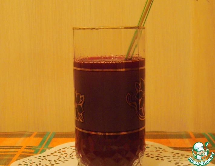 Рецепт: Гранатовый сок
