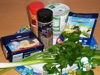 Сырный паштет ингредиенты
