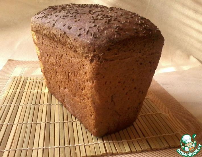 как сделать ржаной хлеб