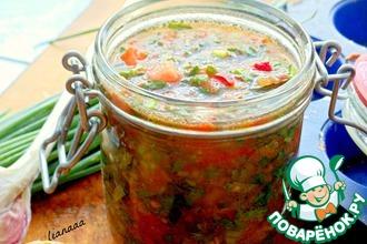 Рецепт: Чилийский соус
