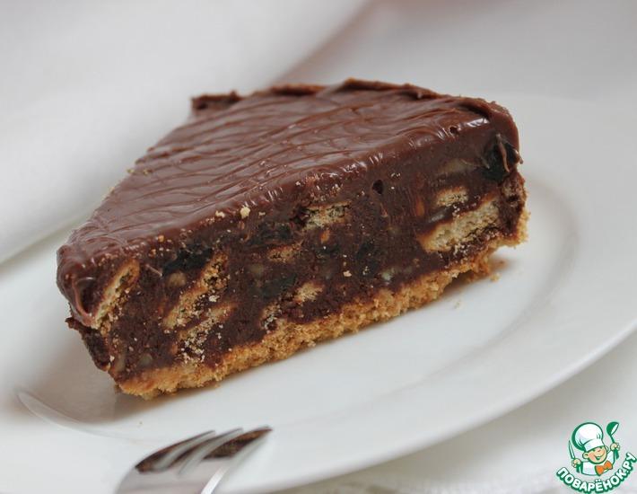 Рецепт: Шоколадный торт Маркиза