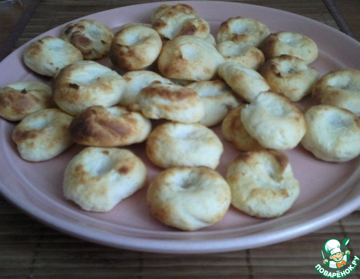 Рецепт: Ленивое печенье