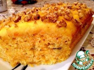 Пирожные из тыквы – простой рецепт от Видео Кулинарии