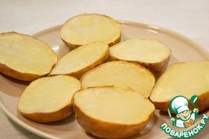 Английские чипсы с начинкой – кулинарный рецепт
