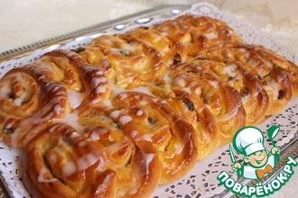 Рецепт: Пирог Улитка