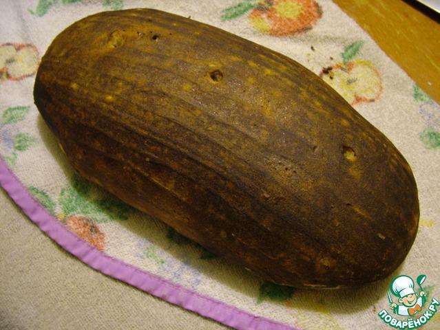 рецепт рижского хлеба