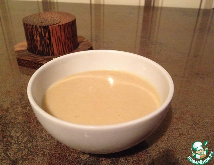 Рецепт: Горчичный соус