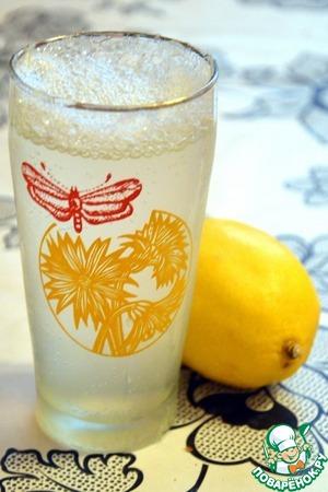 Сицилийский лимонад с солью