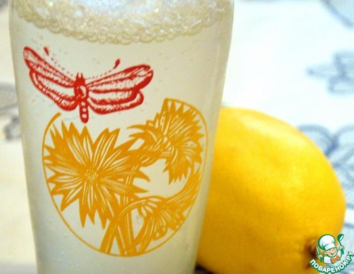 Рецепт: Сицилийский лимонад с солью
