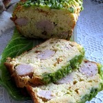Быстрый хлеб с сыром и фрикадельками