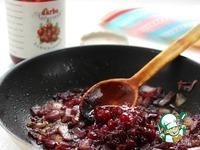 Мармелад из красного лука с клюквой ингредиенты