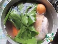 Ветчина из свиной рульки ингредиенты