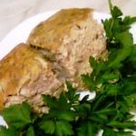 Куриное суфле